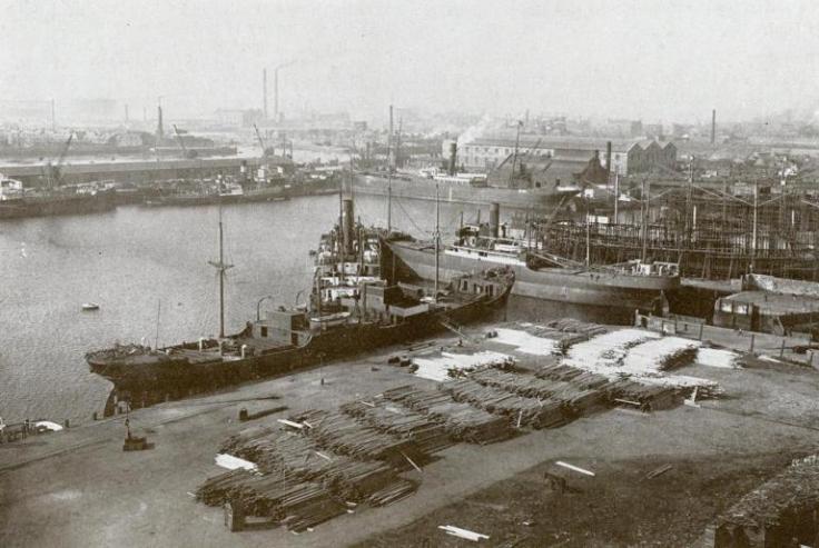 dublin_port_archive_Alexandra_Basin3