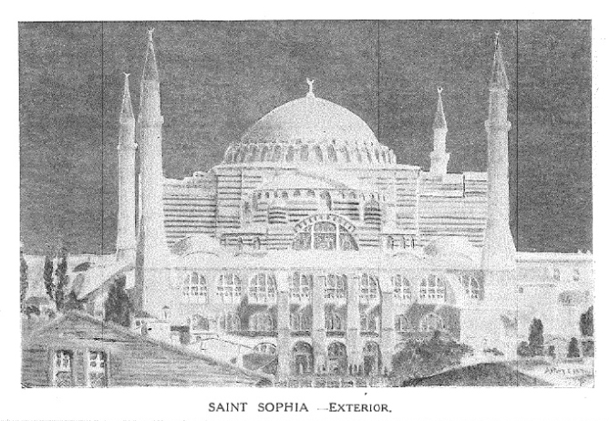 CONSTANTINOPLE ~ THE FIRST TIME AROUND