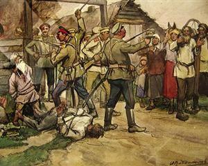 THE WILD WESTSKI : NOVOROSSIYSK 1919
