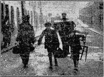 EAST WALL, DUBLIN 1913 & 1920